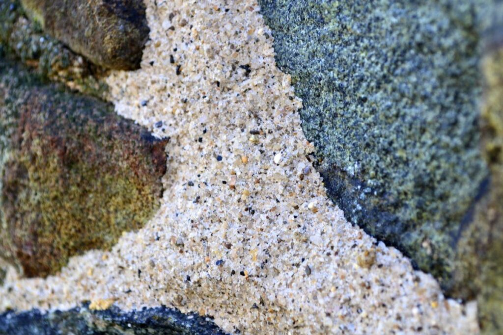 Sand for Natural Hydraulic Lime