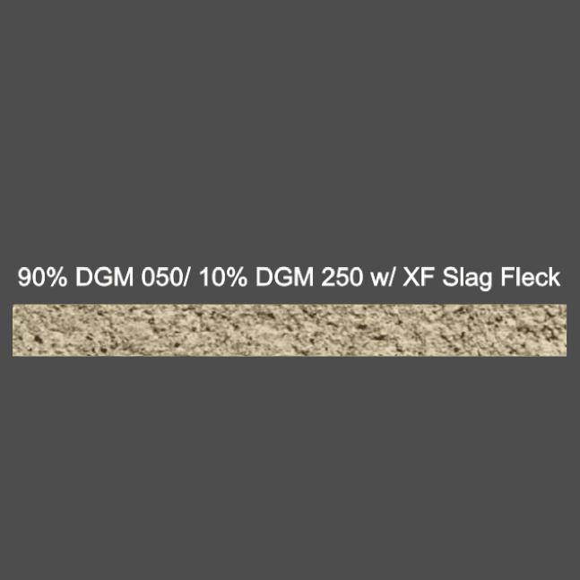 90% DGM 050/ 10% DGM 250