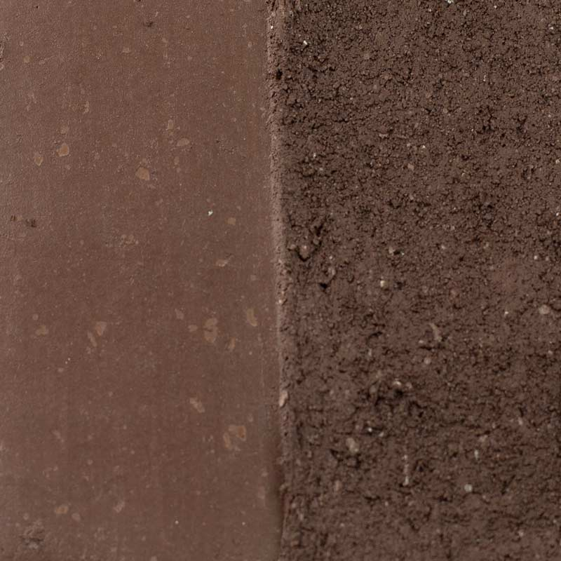 LMBR 11 - Chocolate Brownstone with Mica